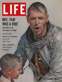 Life - Spaceman Bob White