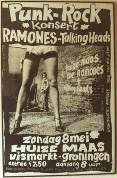 Ramones & Talking Heads