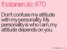 yessirr. My Attitude, So True, Cute Quotes, Beautiful Words, Comedians, Wise Words, Quotes To Live By, Favorite Quotes, Truths