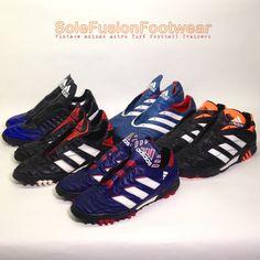 96e13c1ec60 Vintage adidas TRX Turf Football Shoes. Cleaned