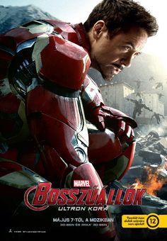 Iron Man / Tony Stark / Vasember
