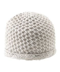 Look what I found on #zulily! Ivory Merton Wool-Blend Hat by Shiraleah #zulilyfinds