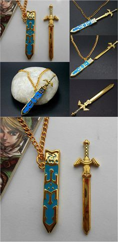 Are you a Zelda Fan? Get your very own Master Sword. Limited number left, get one before they are gone! But wait, I went to Comic Con in 2014 and got Link's sword+shield in a necklace! Link Zelda, Geeks, Link Lobo, Zelda Master Sword, Zelda Sword, Gi Joe, Do It Yourself Jewelry, Fraggle Rock, Pokemon