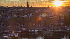 Amsterdam in Motion. A hyperlapse of Amsterdam filmed through November and December of (via Jack Fisher on vimeo) Amsterdam City, Amsterdam Netherlands, All Continents, Boat Hire, World Cities, Most Beautiful Cities, Travel Information, Places To See, Holland