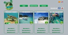 Nueva #paginaweb #website #sitointernet Betina Tours en #playadelcarmen #rivieramaya #caribe #mexico  Los invitamos a visitar www.betinatours.com    #tours #tortugas #cenotes #chichenitza #tulum #cobá #tulumexpress #xelha #islamujeres #xcaret #Siaankaan Betina tours