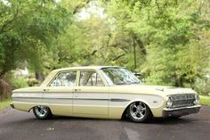 63 Falcon 4door Ford Falcon, Tc Cars, Chevrolet Impala 1959, Ford Memes, Mercury Cars, Ford Torino, Muscle Cars, Ford Classic Cars, American Motors