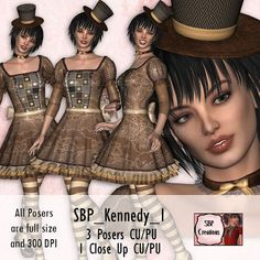 SBP Creations: Kennedy 01