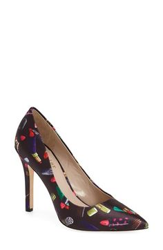 822d3094dad4b Nicole Miller  Bailey Runway  Pointy Toe Pump (Women) available at   Nordstrom