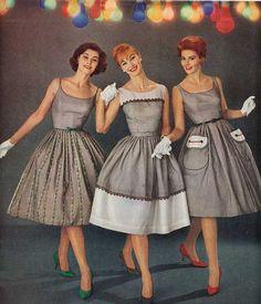 It girls, 1950