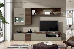 145 Tv Cabinet Design, Tv Unit Design, Tv Wall Design, Living Room Tv, Living Room Modern, Living Room Designs, Modern Tv Units, Modern Tv Wall, Muebles Rack Tv