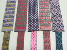 Knitted Ties make such a jolly accessory for men and women - I'd wear it with a grey T shirt , jeans and a pair of brogues.