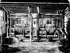 Darlinghurst Prison - The Matting Manufactory - 1866
