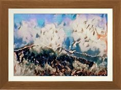 """Above The Clouds - Genting"". Original art work by Roger Smith. Genting…"
