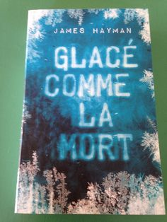 glace comme la mort james haymanthriller  - charlotteblabla blog