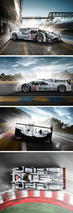 The carbon incarnation of all that we stand for. The protagonist for our return to top-class motor sports. The Porsche 919 Hybrid.