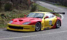 Ferrari Maranello Racing Car Picture - Car HD Wallpaper