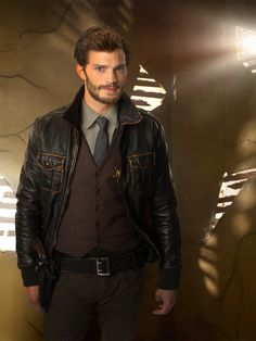 Sheriff Graham  -  Once Upon A Time  -  ABC  -  2012 announced as new Christian  Grey for 50 Shades movie....hottttt lol