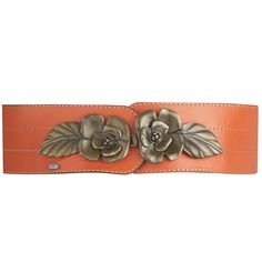 Rose Leaf Vintage Belt