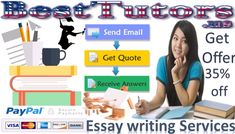 Essay Writing Services - The online places providing essay writing help also give weight to the requirement of the students. The tutors take care of every minor detail required for writing the essay.