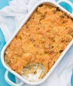 Bloemkool Mac en Cheese