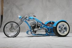Custom Motorcycle Photo Gallery | Covingtons outlaw3 Custom Motorcycle