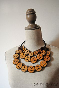 necklace by chimajarno