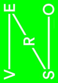 ll twentytwo  verso recto print side1 poster by Lundgren + Lindqvist