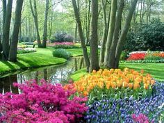 holland beautiful places in the world