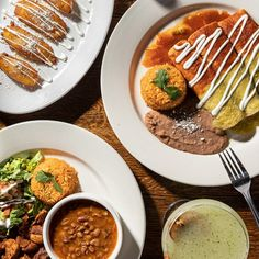 Awaken the senses with creative cocktails and regional Mexican flavors at Day of the Dead–inspired Catrina's Mexican Kitchen and Cantina. Mexican Kitchens, Best Dishes, Missouri, Restaurants, Meals, Dining, Ethnic Recipes, Food, Meal