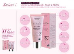 Skin79 Lovely Girl BB Cream 50g