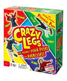 This Crazy Legs Game by Endless Games is perfect! #zulilyfinds