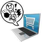 Convergência Digital - Internet - Comércio eletrônico: Quem com o teclado fere...