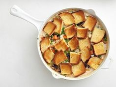 Vegetarian Potpie - 22 Easy One-Pot Meals With No Meat