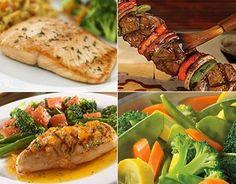 25 Healthiest Restaurant Meals