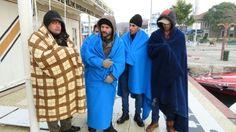 Boğulmak Üzere Olan 31 Mülteci Son Anda Kurtarıldı!...