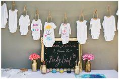 10 dicas para Organizar o Chá de Bebê