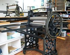 Etching Press for Sale | John Mulvay: Etching Presses for Sale