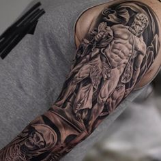 Sleeve by Jun Cha