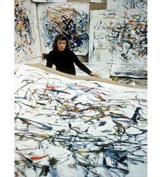 Joan Mitchell - 1957