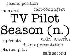 Fall Pilot Season 2013 - List of ordered pilots by network