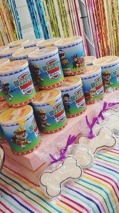 Paw Patrol Personalized Pringles