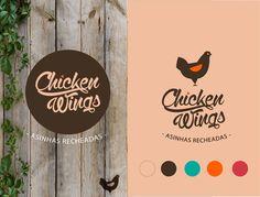 Uhm.... Que delícia! A onda dos Food Trucks chegou no Amarelo Manga. Confira o logotipo que criamos para a Chicken Wings, empresa gourmet que, em breve, você poderá experimentar em feiras gastronômicas em São Paulo.