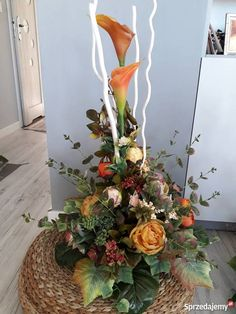 Funeral Flowers, Ikebana, Artificial Flowers, Floral Arrangements, Diy And Crafts, Floral Wreath, Bouquet, Room Decor, Wreaths