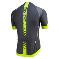 Short-sleeved cycling jersey UNION 2016 Cycling Tops, Cycling Wear, Bike Wear, Cycling Outfit, Road Cycling, Playeras Dry Fit, Corporate Wear, Mens Activewear, Running Shirts