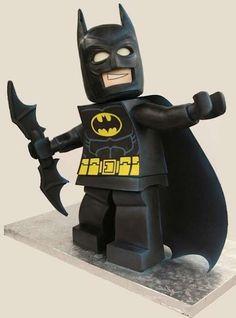 Cake Wrecks - Sunday Sweets: Leggo MyLEGO - Batman Lego Cake