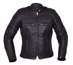 PIANO LADY LEATHER JACKET-MY
