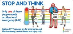 right treatment right place nhs - Google Search