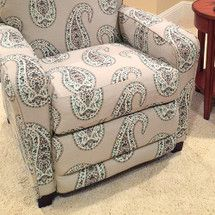 How to Reupholster a Recliner Chair Video - Sailrite