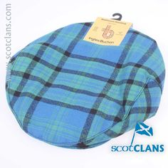 Matheson Hunting Ancient Tartan Cap. Free Worldwide Shipping Available