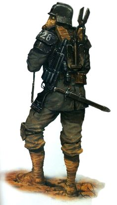 Engineer Death Korps of Krieg